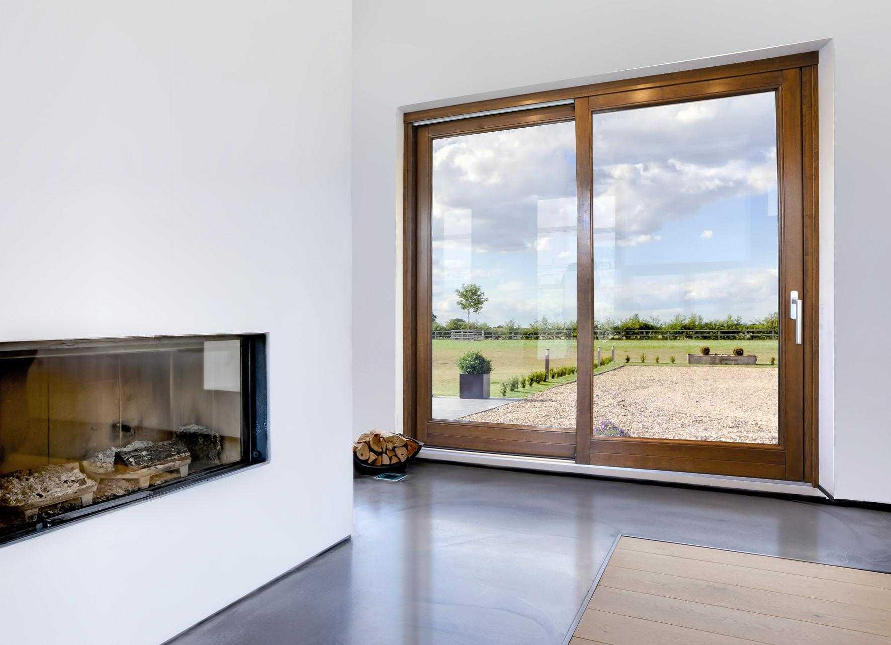 Vetrate casa kosma for Case con vetrate